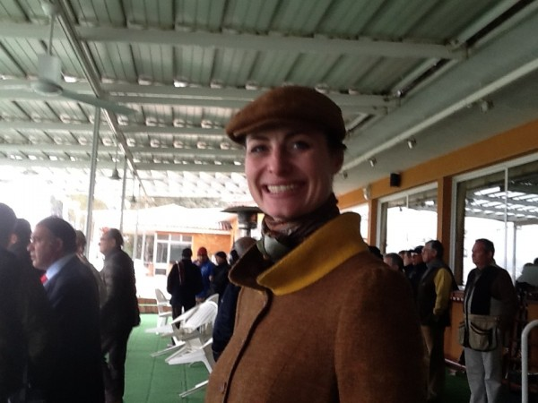 madrid shooting cap and coat