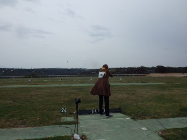 madrid shooting coat